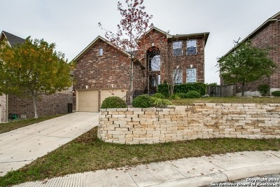 Bexar County Single Family Home New: 26 Blue Thorn Trail