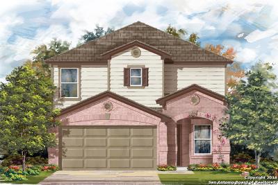 San Antonio Single Family Home New: 7223 Dulce Meadow