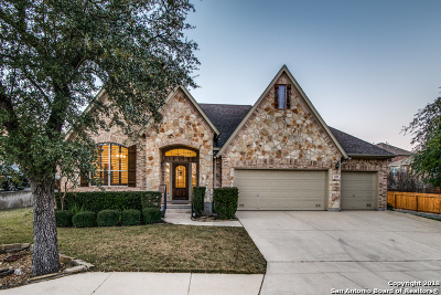 Bexar County Single Family Home New: 415 White Canyon