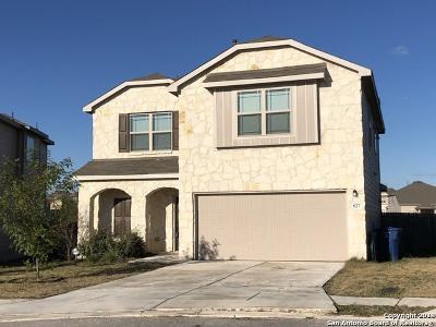 San Antonio Single Family Home New: 827 Boyd Bunker