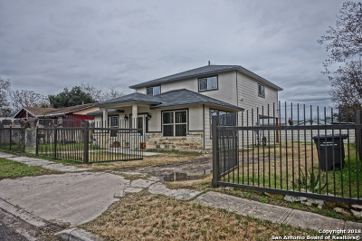 San Antonio Single Family Home Back on Market: 5322 Indian Desert St
