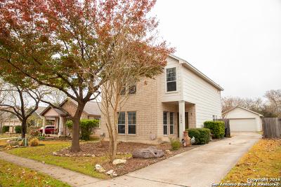 San Antonio Single Family Home New: 8630 Sunny Oaks