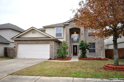 Single Family Home New: 10222 Caspian Bend