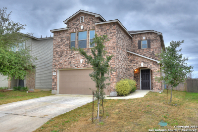 San Antonio Single Family Home New: 6046 Plumbago Pl