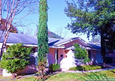 San Antonio Single Family Home New: 4001 Skyridge Ave