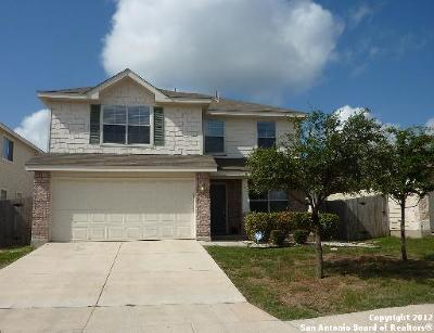 San Antonio Single Family Home New: 8810 Snow Goose