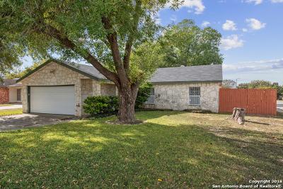 San Antonio Single Family Home New: 2703 Lake Meadow St
