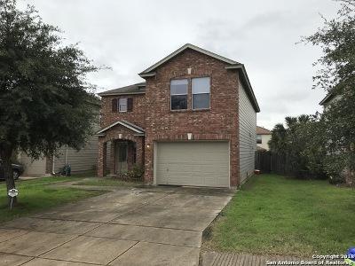 San Antonio Single Family Home New: 11334 Acuff Station