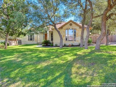 Bexar County Single Family Home New: 26002 Hootananny