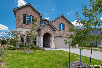 Bexar County Single Family Home New: 2019 Pillard Summit