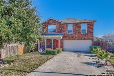 San Antonio Single Family Home New: 6864 Timberlake Run