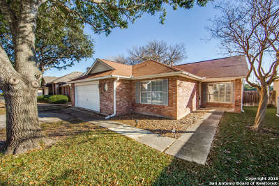 San Antonio Single Family Home New: 7314 Thrush Gdns