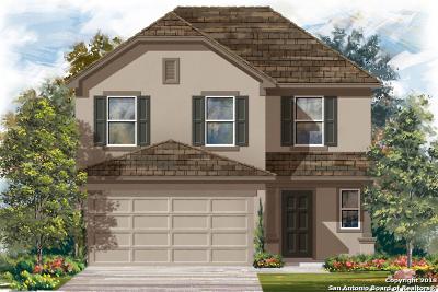San Antonio Single Family Home New: 13318 Stetson Trail