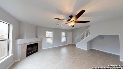 San Antonio Single Family Home New: 7477 Myrtle Trail