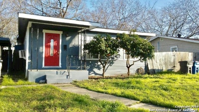 San Antonio Single Family Home New: 237 Archimedes Dr