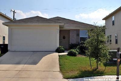 San Antonio Single Family Home New: 6811 Walnut Valley Dr