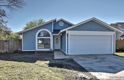 San Antonio Single Family Home New: 7712 Moonlit Ridge Dr