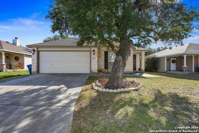 San Antonio Single Family Home New: 8014 Seatide Vista
