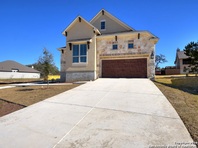 Boerne Single Family Home New: 123 Gaucho