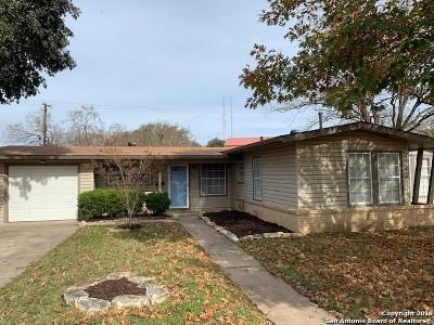 San Antonio Single Family Home New: 631 Kashmuir Pl