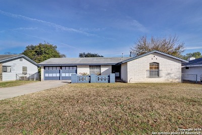 San Antonio Single Family Home New: 6215 Fir Valley Dr