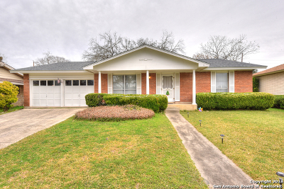 Bexar County Single Family Home New: 10506 Mount Ida