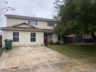 San Antonio Single Family Home New: 5815 Lake Lucerne St