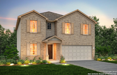 San Antonio Single Family Home New: 9923 Silver Sppon