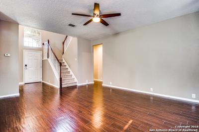 Bexar County Single Family Home New: 12006 Elijah Stapp