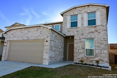 Bexar County Single Family Home New: 24267 Invitation Oak