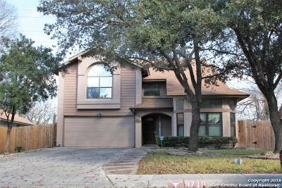 San Antonio Single Family Home New: 9710 Spring Harvest