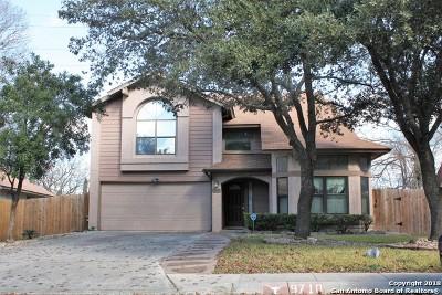 San Antonio TX Single Family Home New: $214,500
