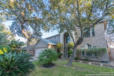 San Antonio Single Family Home New: 9834 Lockberry Ln