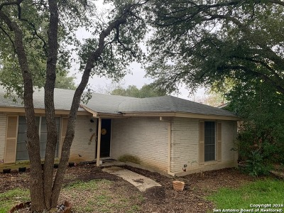 Bexar County Single Family Home New: 3523 Clearfield Dr