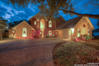 New Braunfels Single Family Home New: 2236 Waterford Grace