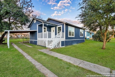 San Antonio Single Family Home New: 537 Glamis Ave