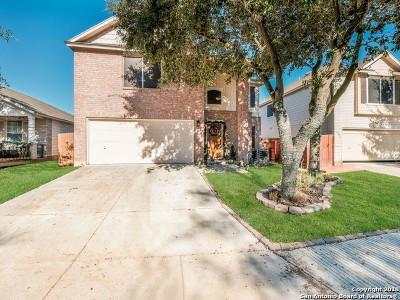 San Antonio Single Family Home New: 6219 Outlook Ridge