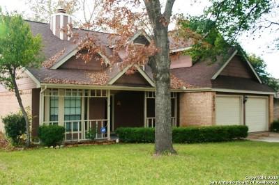 San Antonio Single Family Home New: 8739 Welles Edge Dr
