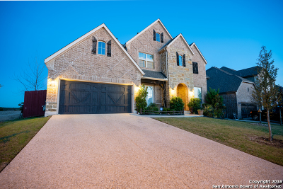 San Antonio Single Family Home New: 7635 Hays Hills