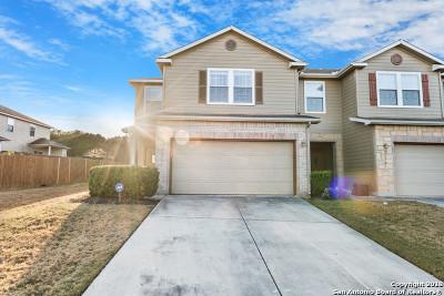 San Antonio Single Family Home New: 26719 Villa Toscana