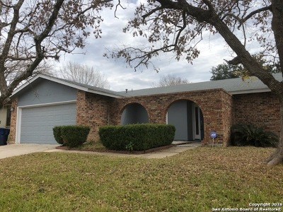 Single Family Home New: 504 Saddlebrook Dr