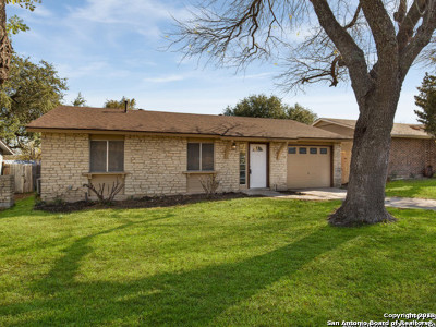Live Oak Single Family Home For Sale: 7922 Old Spanish Trail