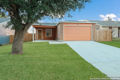 San Antonio Single Family Home Back on Market: 3613 Candleridge Dr