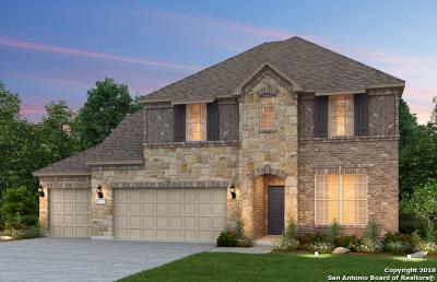 San Antonio Single Family Home New: 12246 Dusty Boots Road