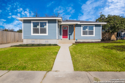 San Antonio Single Family Home New: 711 Nevada St