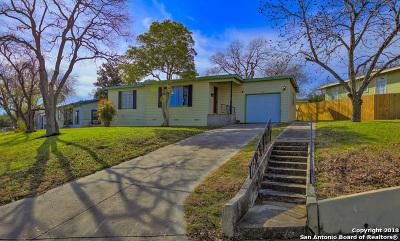 San Antonio Single Family Home New: 1103 Dollarhide Ave
