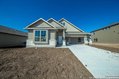 Guadalupe County Single Family Home New: 722 Rain Dance
