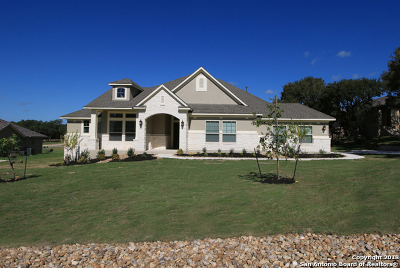 Guadalupe County Single Family Home New: 3236 Jasons Way
