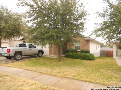 San Antonio Single Family Home New: 6637 Sally Agee