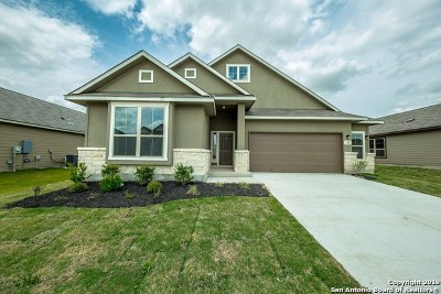 Guadalupe County Single Family Home New: 730 Rain Dance